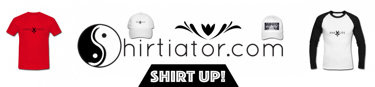 shirtiator…shirt up!